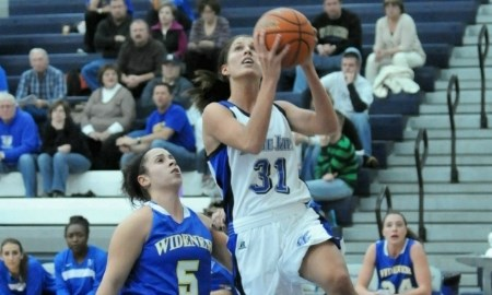 Taylor Kreider vs. Widener 1/11/12