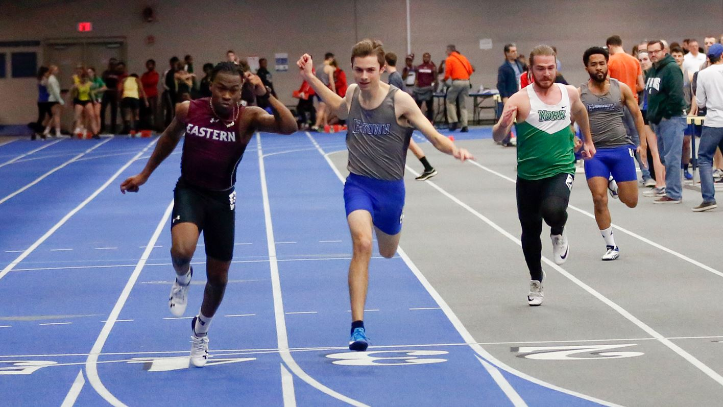 Niles named Rookie of the Year, Blue Jays take second at conference indoor championship meet